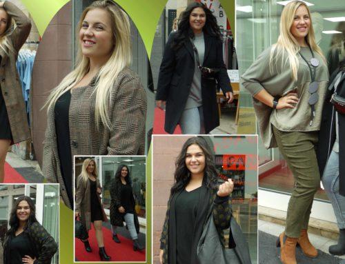 Rückblick Mode Präsentation mit VIP-Shopping